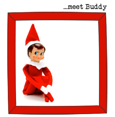 our christmas elf | holiday traditions