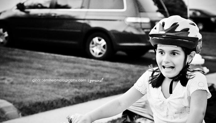 tuesday funny | kid on a bike