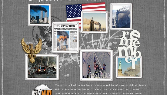 a day of remembrance | 9.11