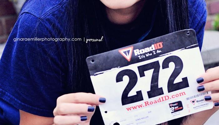 5K | a runner's diary