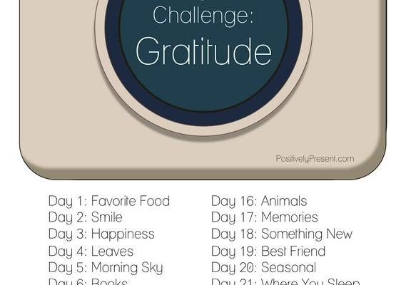 30 day photo challenge | november gratitude