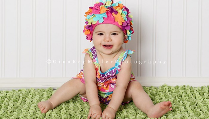 milana | long island first birthday photographer