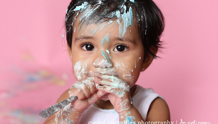 super-sweet monday | long island cake smash photographer
