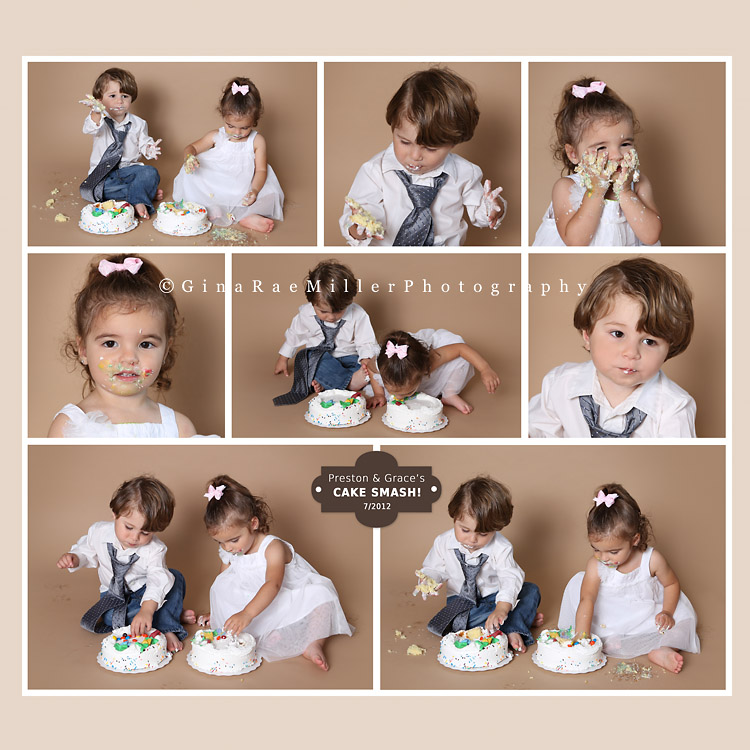Sample53 a cake smash at a glance | long island birthday photographer