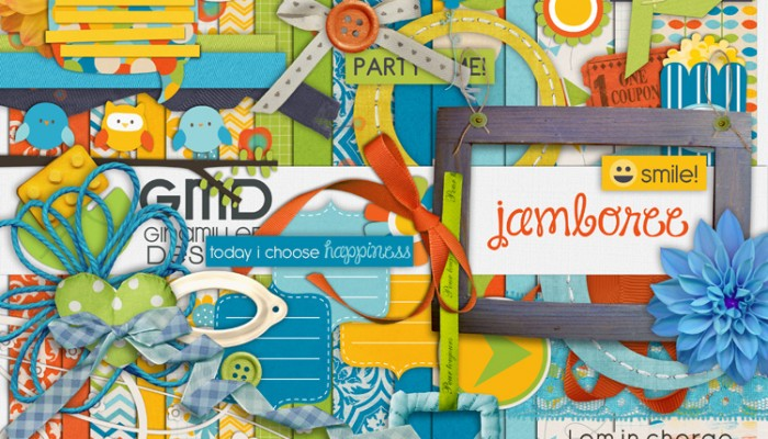 jamboree | digital scrapbooking