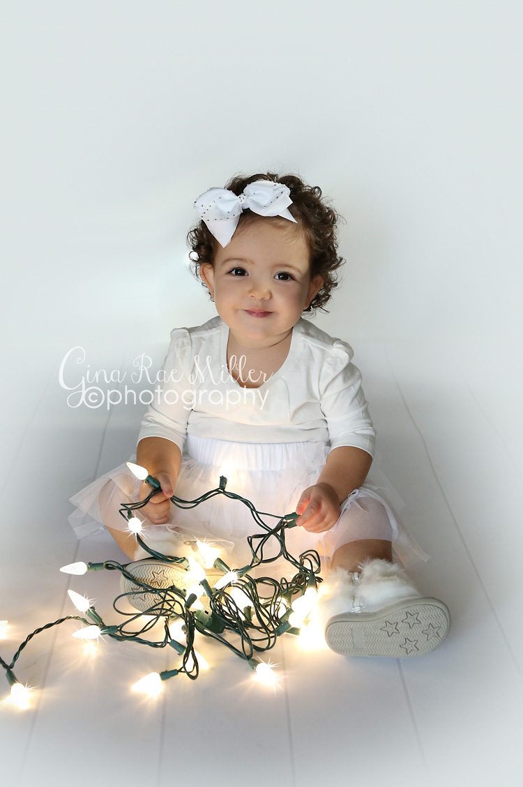 white christmas | long island childrens photographer