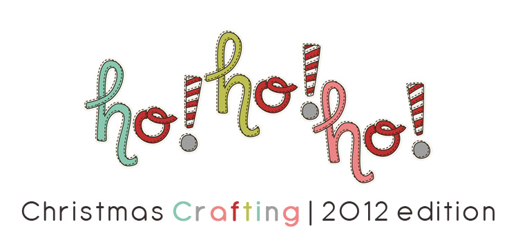 CraftTitle1 christmas crafting for any age | 2012 edition