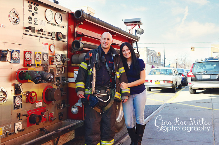 Gina Rae Miller Photography FDNY