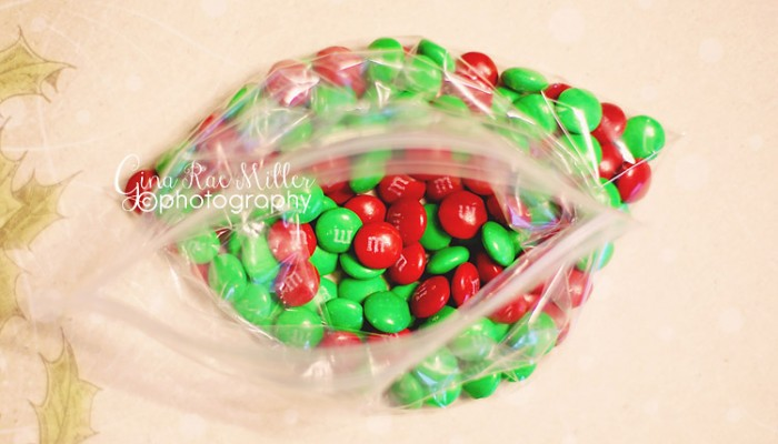 m&m christmas story | holiday printable