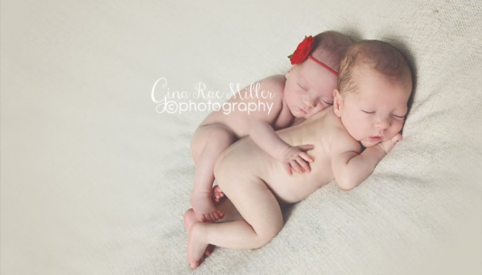 ryan & gabrielle | long island newborn photographer
