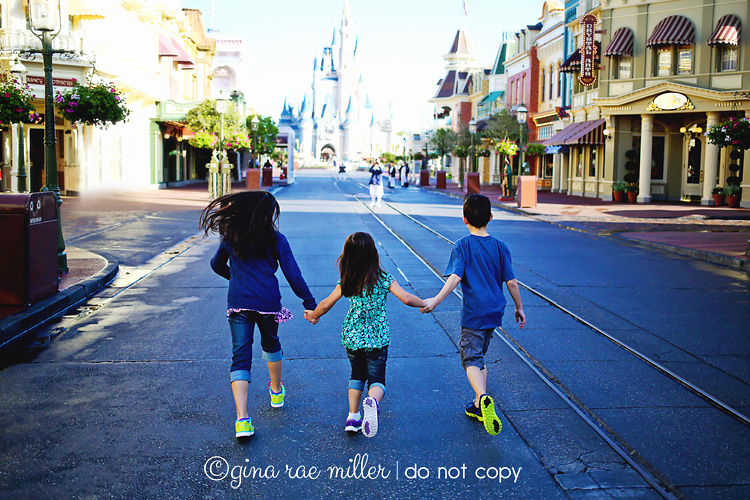 Gina Rae Miller Photography Walt Disney World