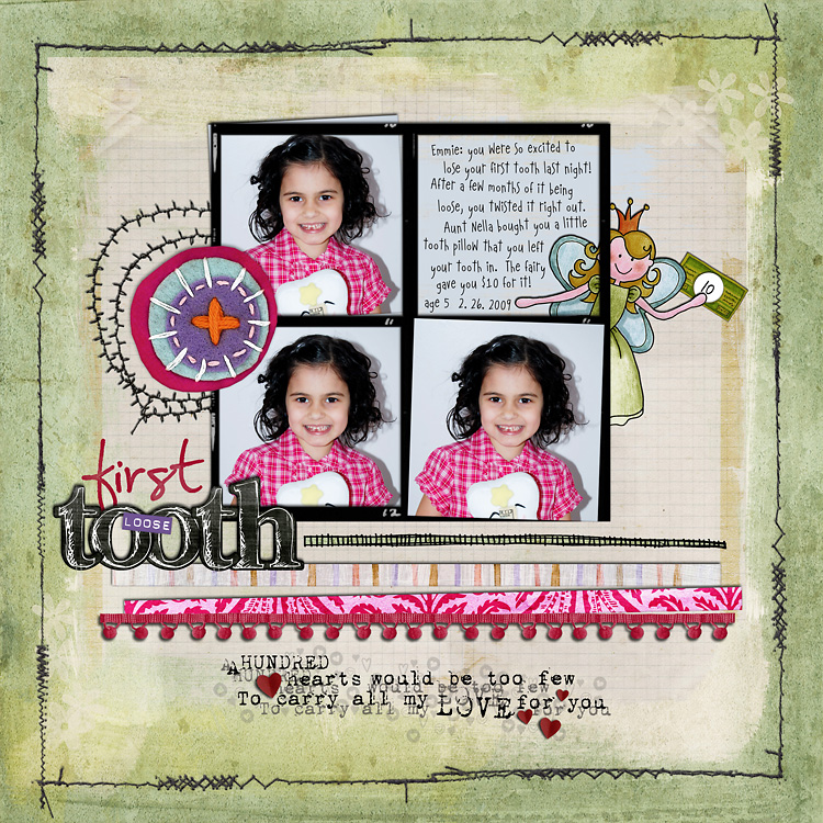 l12 layouts, old school style | digital scrapbooking