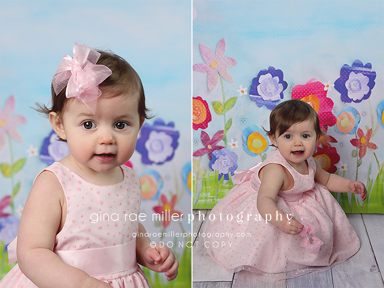 Gina Rae Miller Photography Long Island New York Childrens Cake Smash Photographer