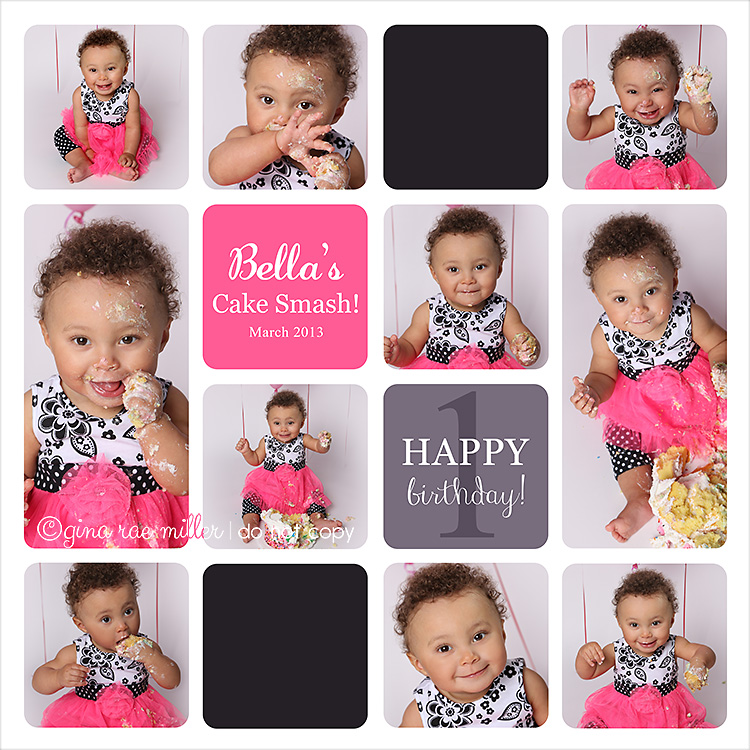 SampleBoard bella | long island childrens birthday photographer