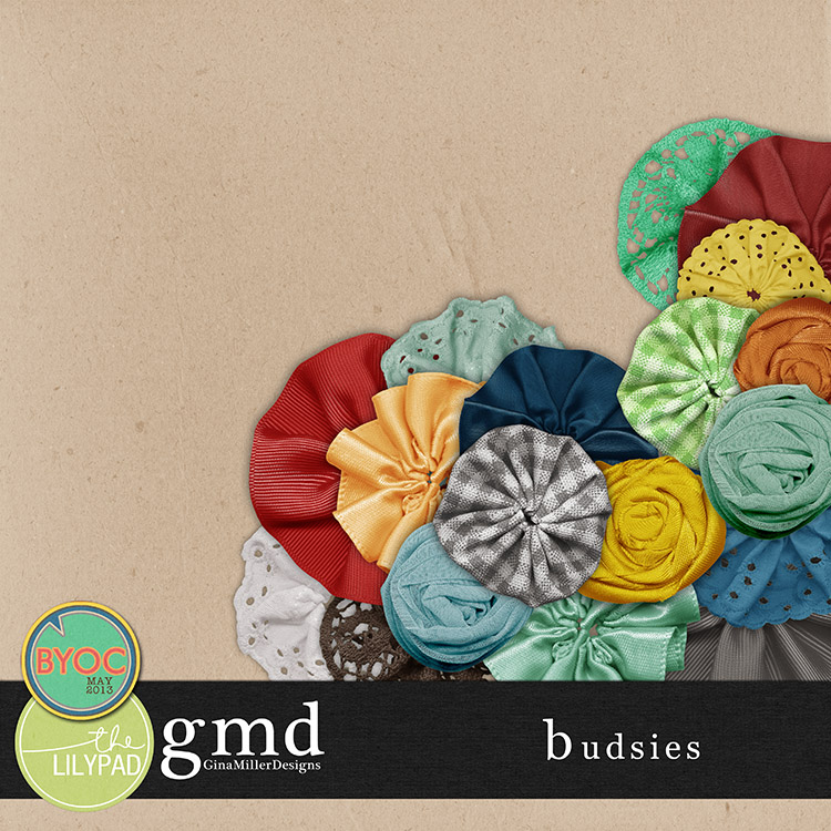 budsies750 iNSD 2013! | digital scrapbooking