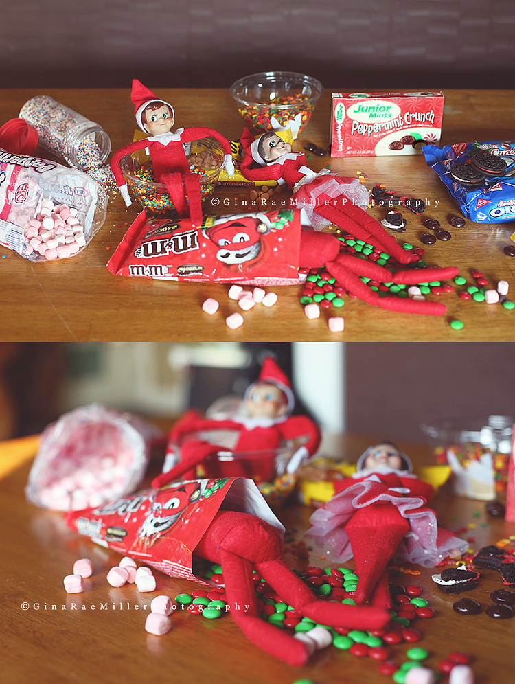 candy elf magic, part 1