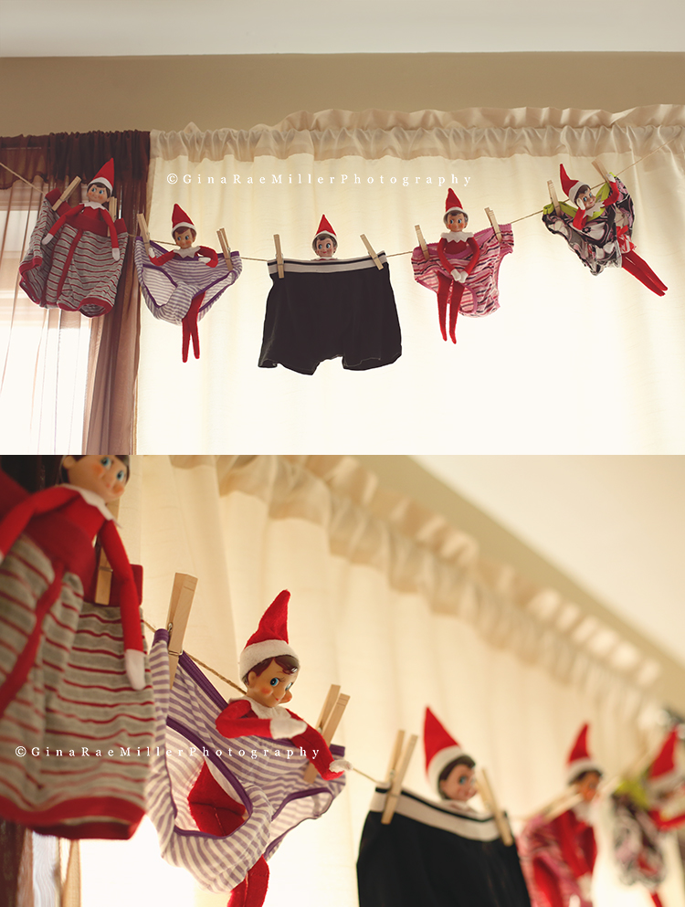 undies elf magic, part 1