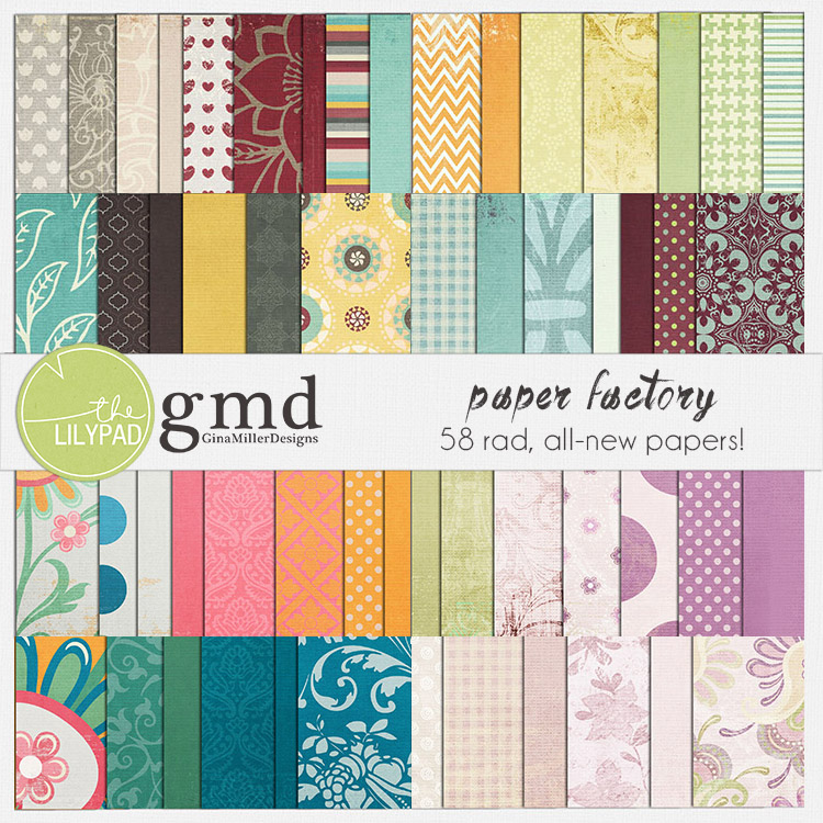 PaperFactory750 paper factory | gina miller designs digital scrapbooking