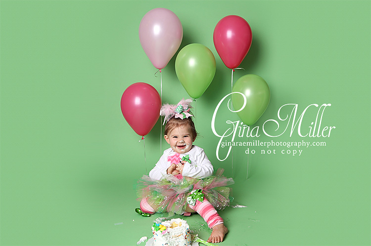 Gina Rae Miller Photography Long Island Nassau County Cake Smash Photographer