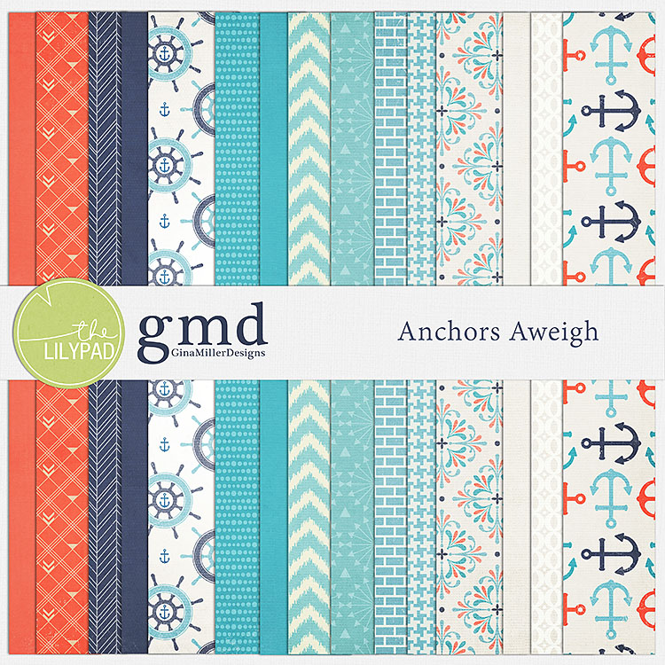 Anchors750 anchors aweigh | digital scrapbooking