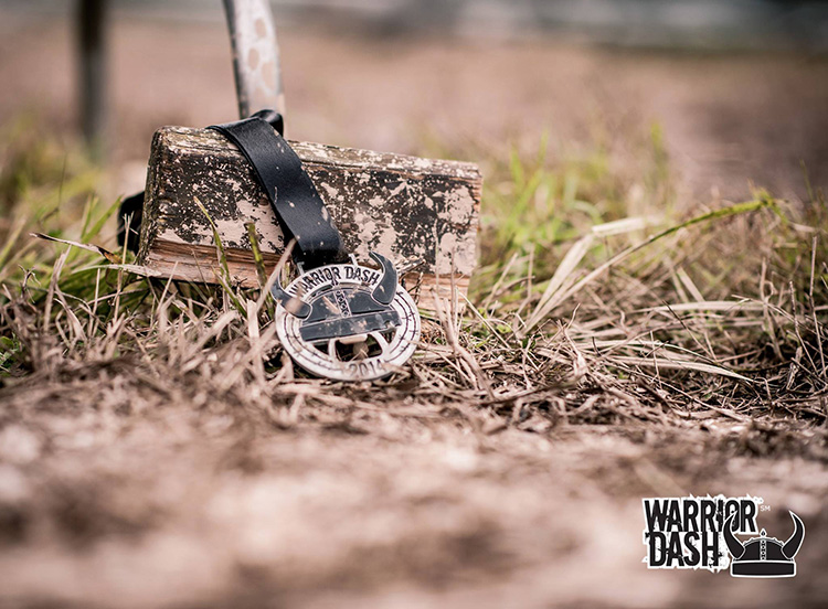 1 warrior dash | a muddy runners diary