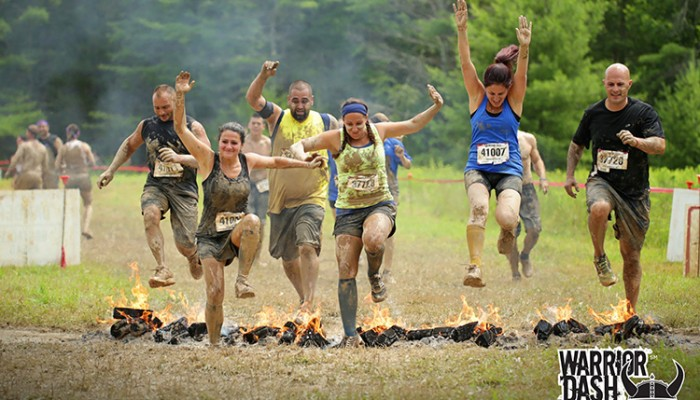 warrior dash | a muddy runner's diary
