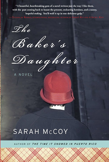 Gina Rae Miller Photography The Baker's Daughter Book Review
