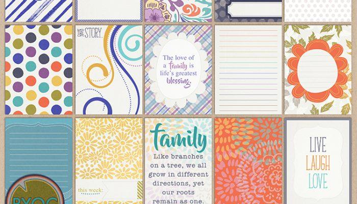 forever family | digital scrapbooking